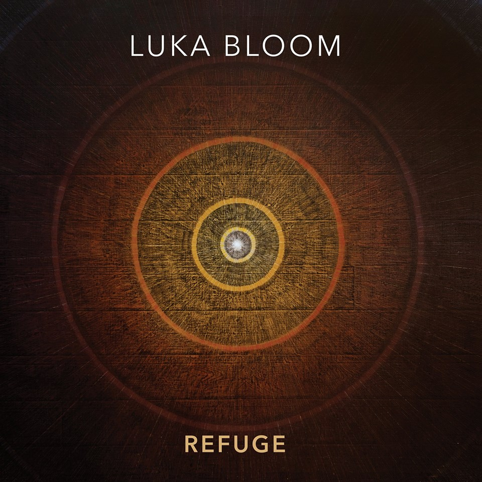 Luka Bloom Refuge Album cover
