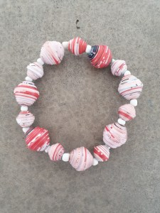 recycled_paper_bracelet_pink1